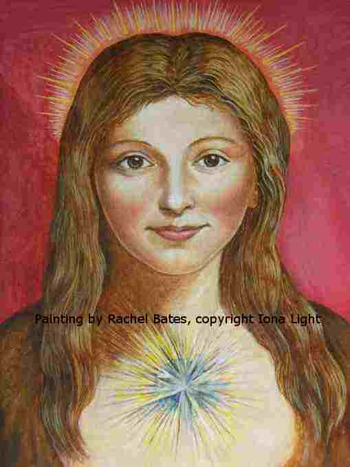 Mary Magdalene - image copyright Iona Light
