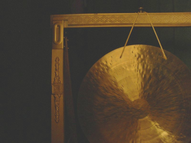 Gongs of Shambhala