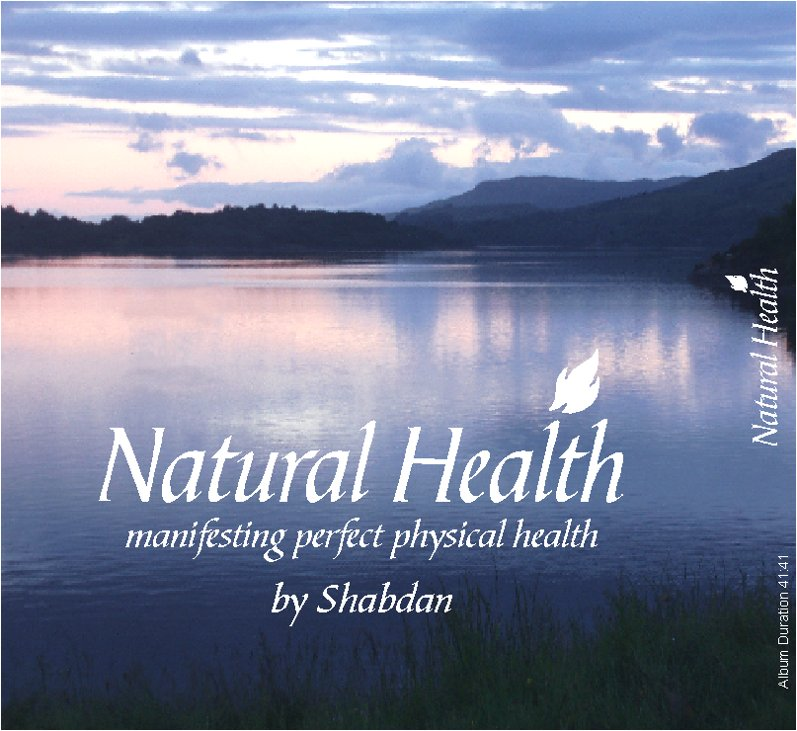 Natural Health CD